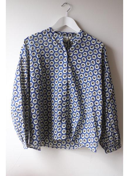 Blue Dot Shirt