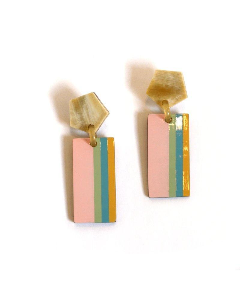 Sea View Cabana Earrings