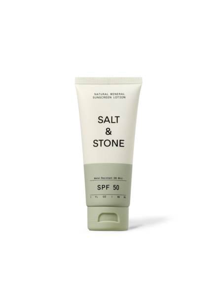 SPF 50 Natural Mineral Sunscreen Lotion