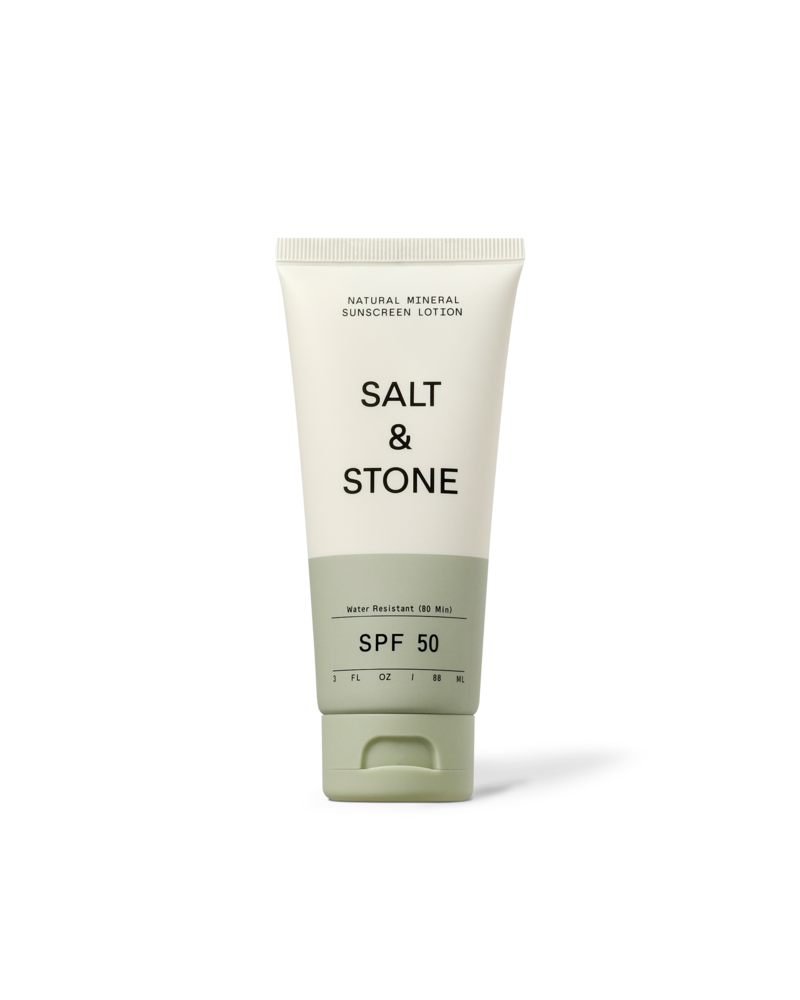 SPF 50 Natural Mineral Sunscreen Lotion