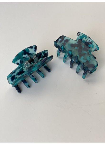 Handmade Small Jaw- Blues- Each