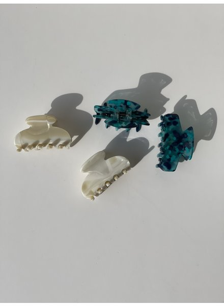 Handmade Small Jaw- Shell- Each