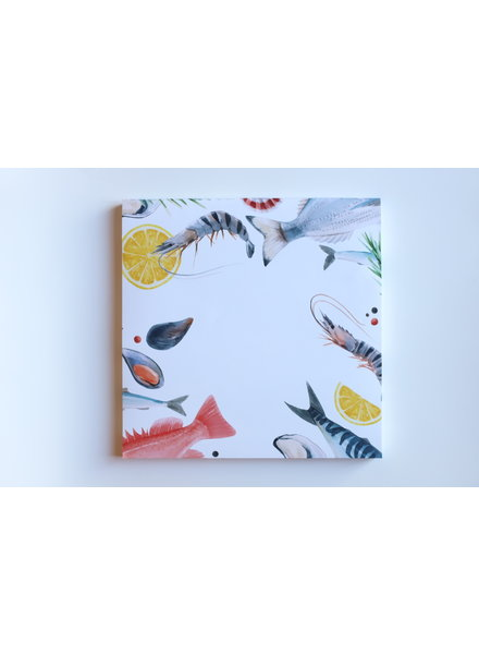 Seafood Buffet Giant NotePad