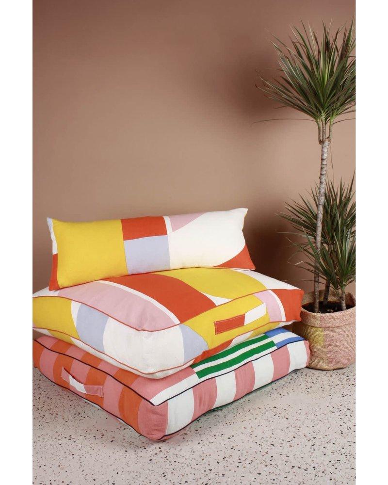 Lumbar Cushion Vision Orange