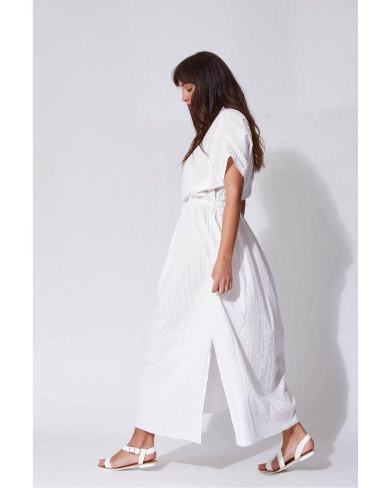 Robe Greta Blanc
