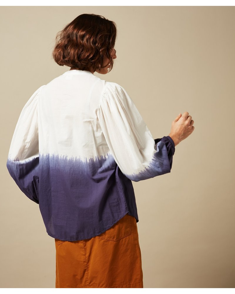 Indigo Dye Shirt