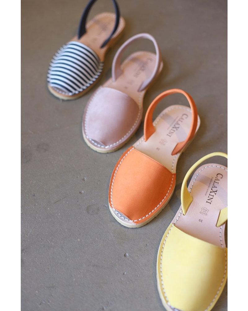 Spanish 420 Flat Sandal