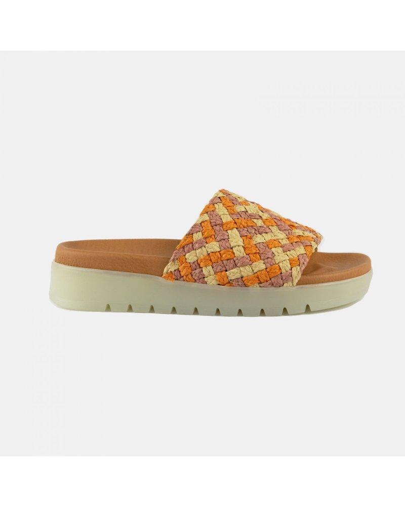Pool Slide- Mandarine