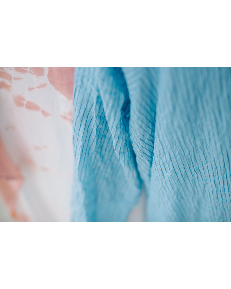 Atlin Dress- Pale Blue