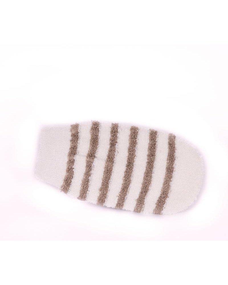 Stripe Bath Mitt