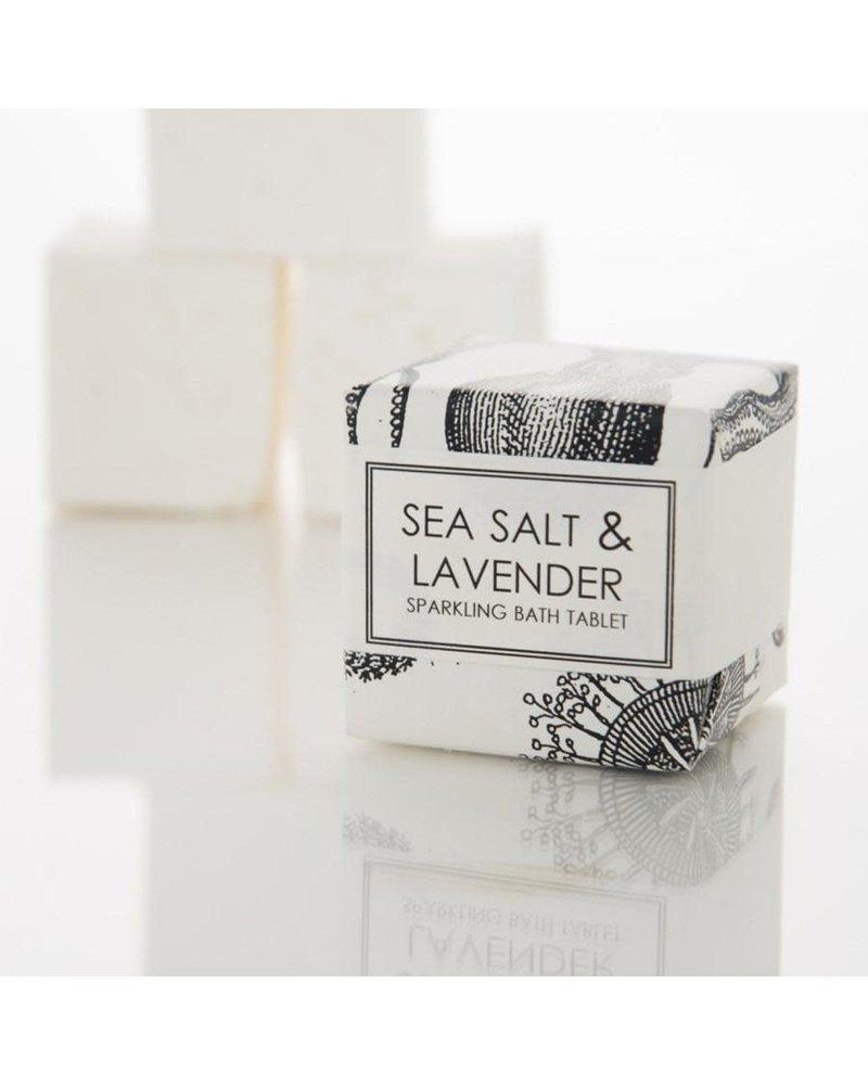 Sea Salt & Lavender Bath Tablet