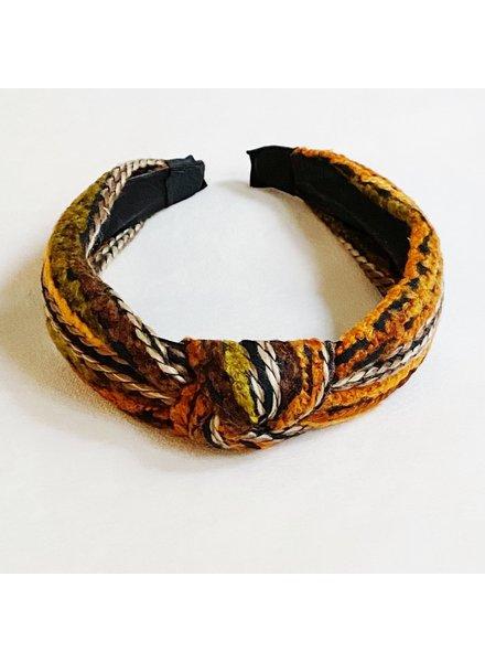 Shades of Olive Sweater Headband