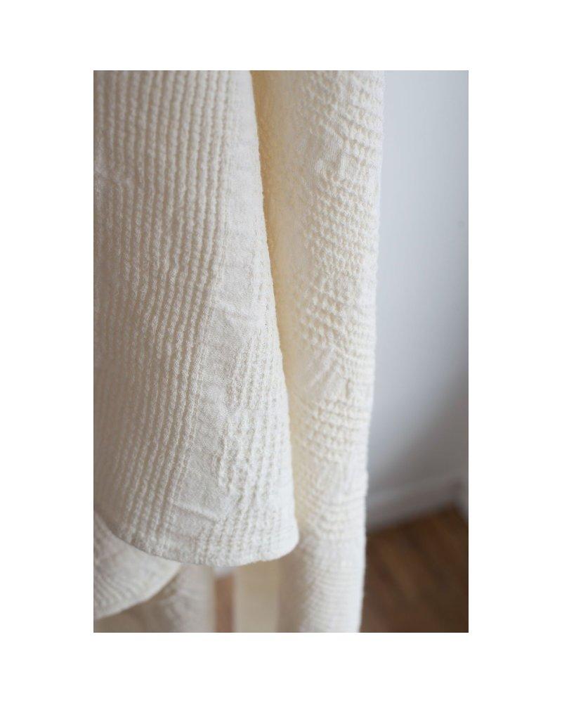 Manor Cream tea towel