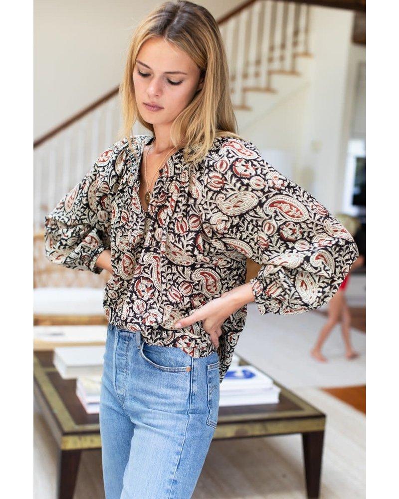 Paisley Olympia Shirt