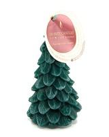 Beeswax Christmas Tree Candle