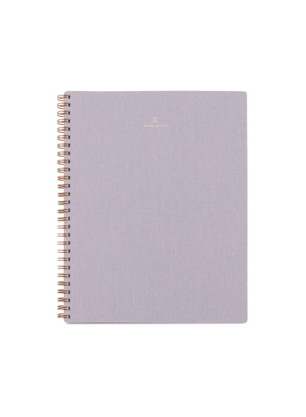Notebook Lavender Gray