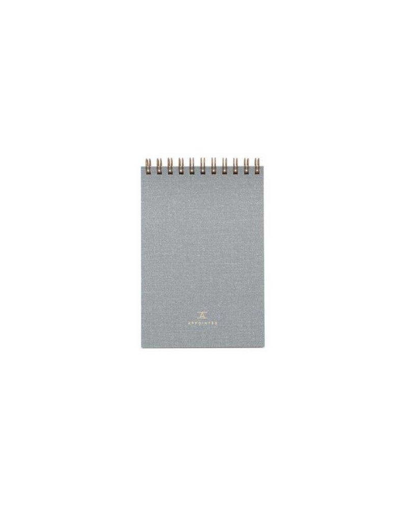 Pocket Notebook- chambray