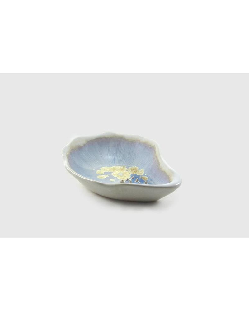 Garlic Grinding Bowl: Pearl