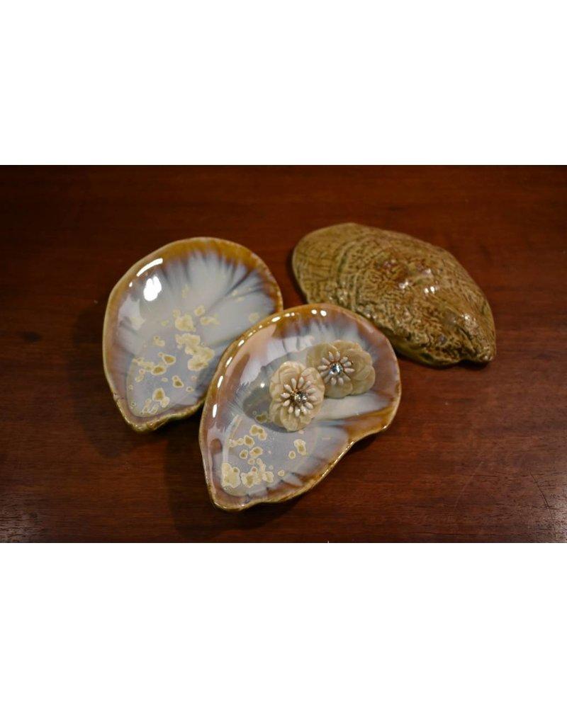 Damariscotta Dish: Abalone and Tortoise