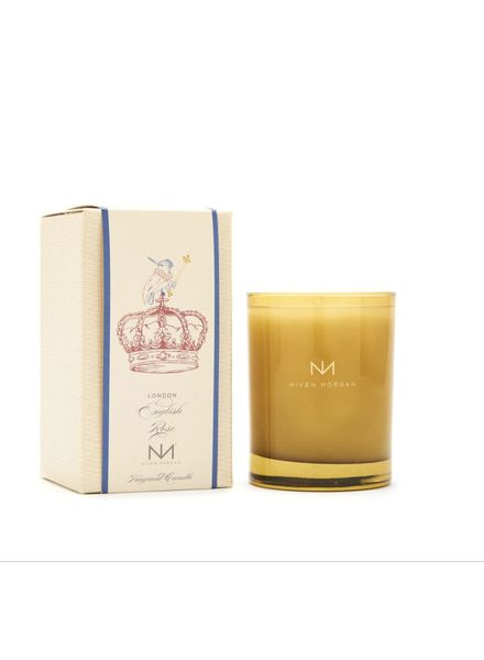 London English Rose Candle