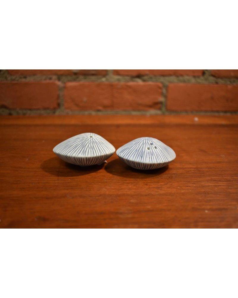 Sea Shell Salt & Pepper Shaker