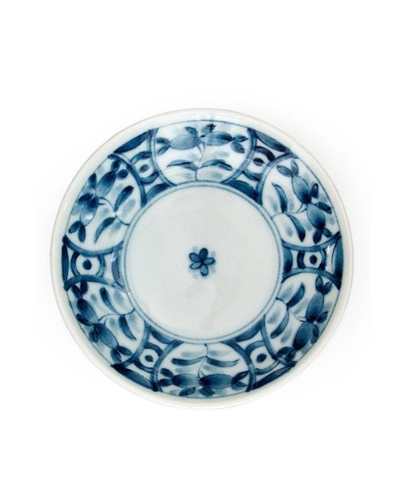 "PATTERNS 3.75"" SAUCE DISH"