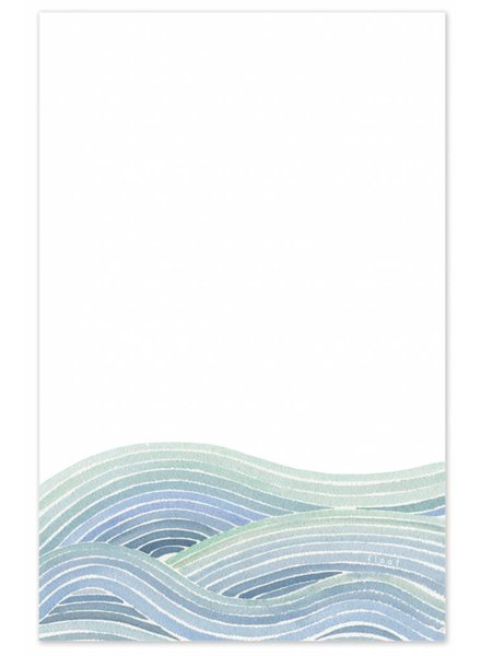 Waves Notepad