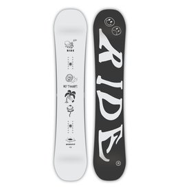 RIDE RIDE - BURNOUT SNOWBOARD 18/19