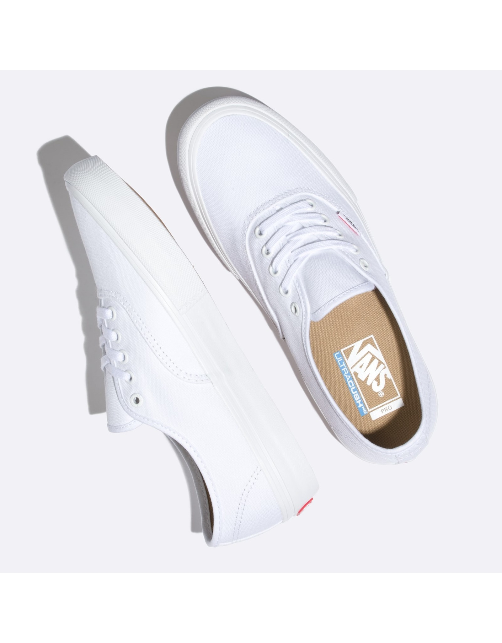 VANS VANS - AUTHENTIC PRO - WHITE -