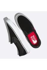 VANS VANS - SLIP-ON PRO - BLACK / WHITE
