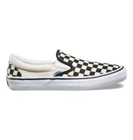 VANS VANS - SLIP-ON PRO - CHECKER -
