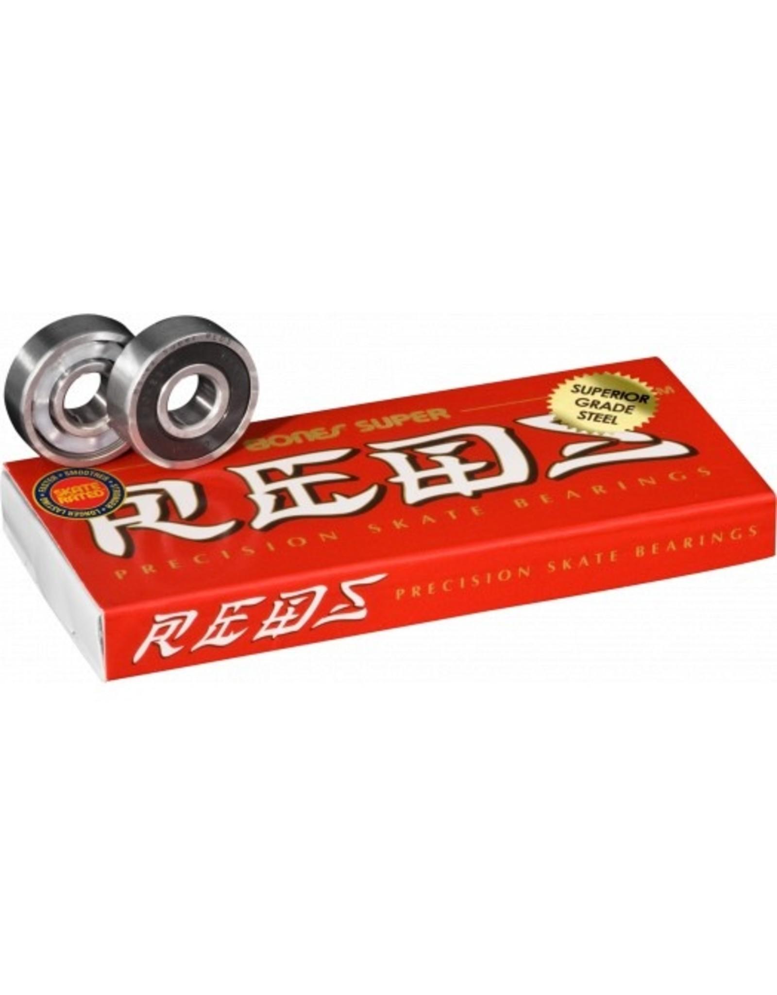 BONES BONES - SUPER REDS BEARINGS