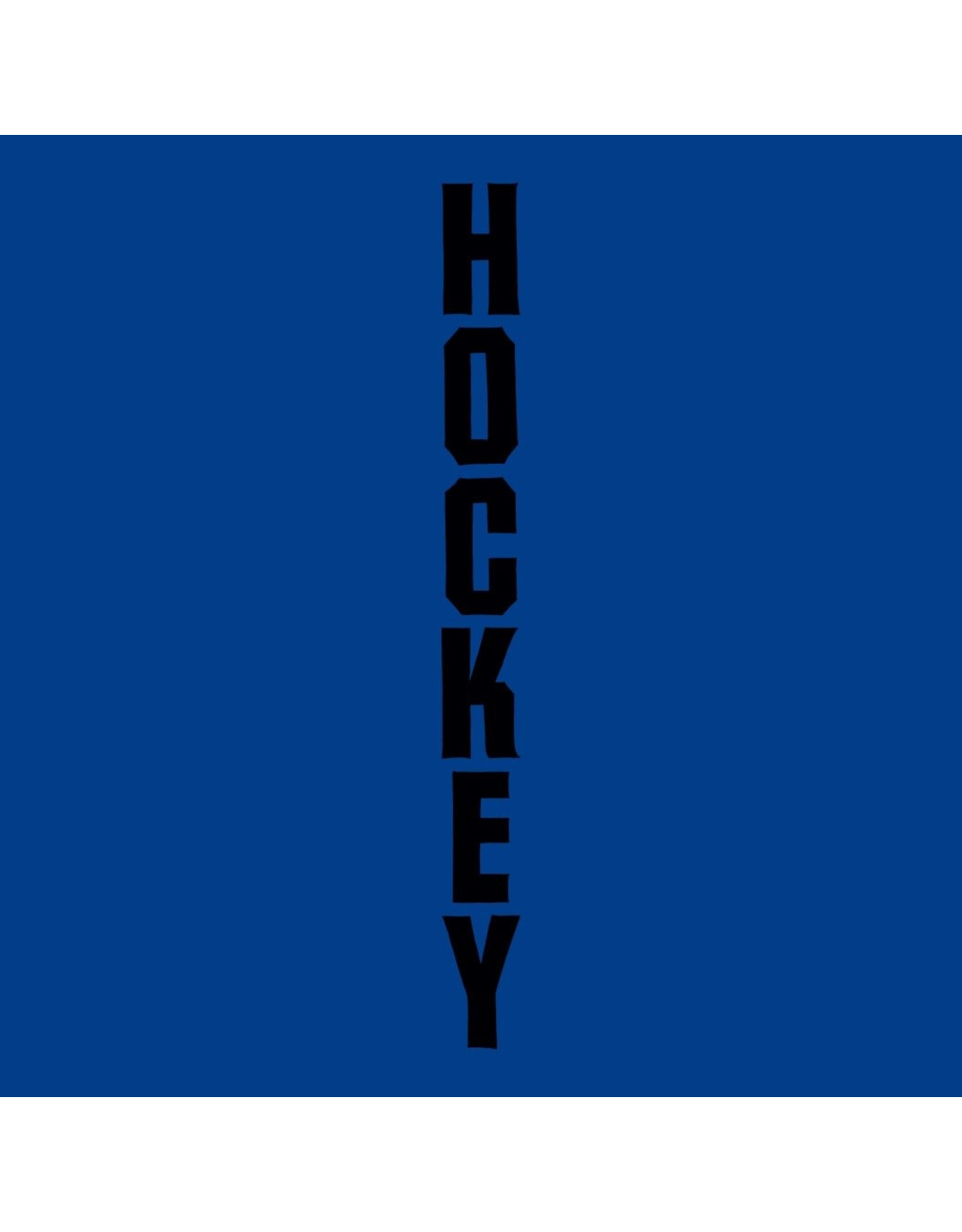 HOCKEY HOCKEY - KING CUT HOODIE -