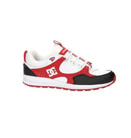 DC SHOES CO. DC SHOES - KALIS LIGHT - WHT/BLK/RED -