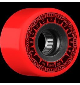 BONES BONES - ATF WHEEL (59) RED