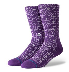 STANCE STANCE - CONNECTOR - PURPLE -