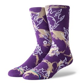 STANCE STANCE - SCREAM SOCK - PURPLE -