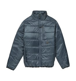 HUF HUF - GEODE PUFFY JACKET - BLK -