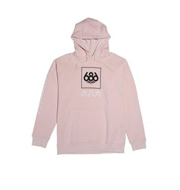 686 686 - JAPAN PULL-OVER HOOD - 19/20 - PINK -