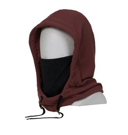 686 686 - TARMAC FLEECE HOOD - 19/20 - CRSHD BERRY