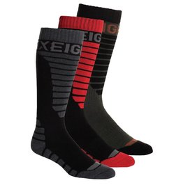 686 686 - STRIKE SOCK - 3-PCK - TECH PACK