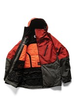 686 686 - GLACIER HYDRA THERMAGRAPH JACKET- RUSTY RED