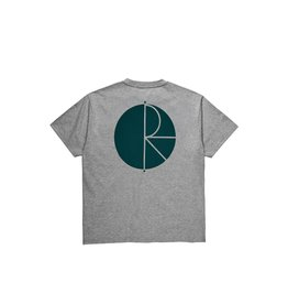 POLAR POLAR - FILL LOGO TEE - GREY