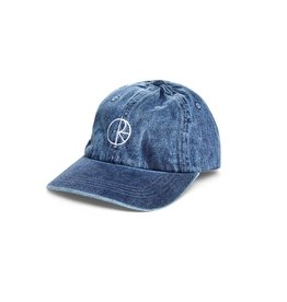 POLAR POLAR - DENIM CAP - BLUE