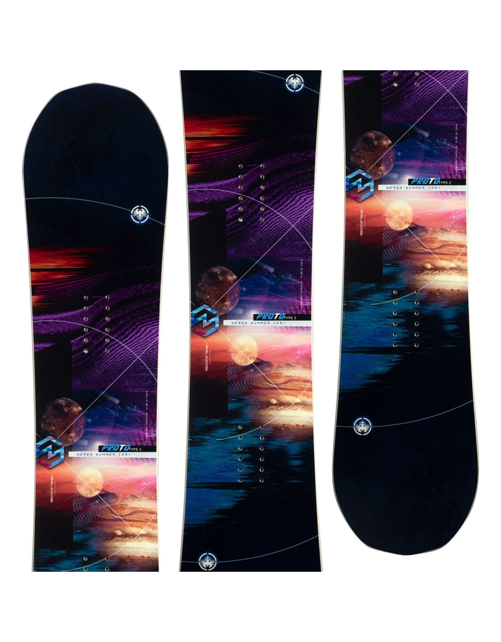 NEVER SUMMER NEVER SUMMER - WOMEN'S PROTO TYPE TWO - 151