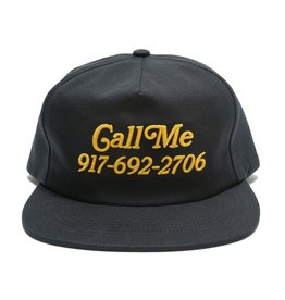 917 917 - CALL ME 917 HAT - BLK