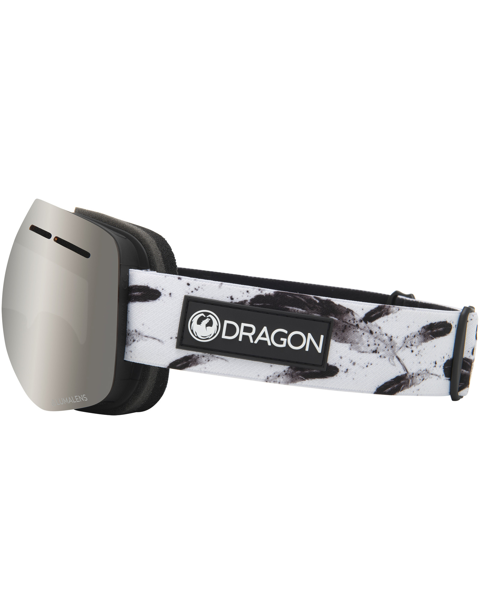 DRAGON DRAGON - X1S FEATHER - SILVER ION - 19/20