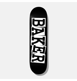 BAKER BAKER - RIBBON NAME - BLK/WHT - 8.475