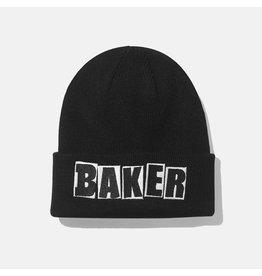 BAKER BAKER - BRAND LOGO BEANIE