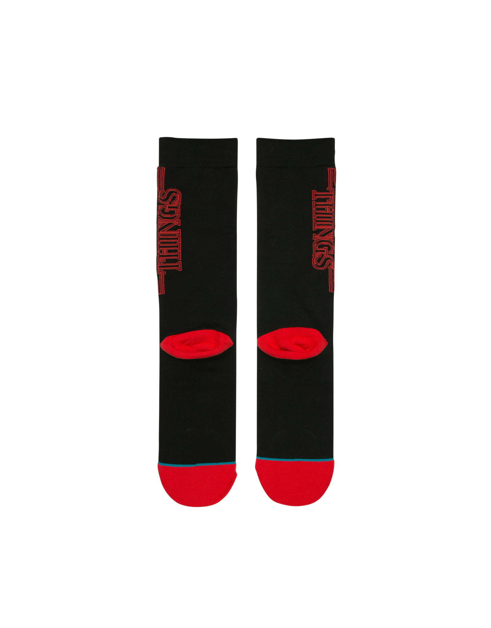 STANCE STANCE - STRANGER THINGS - BLK -